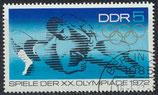DDR 1753 philat. Stempel