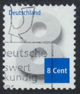 BRD 3188 gestempelt
