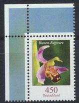 BRD 3191 postfrisch mit Eckrand links oben