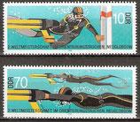 2961-2962 postfrisch (DDR)