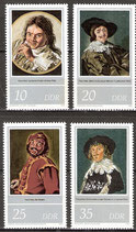 2543-2546 postfrisch (DDR)