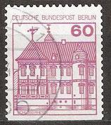BERL 611 D gestempelt