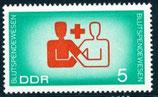 DDR 1207 postfrisch