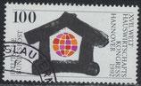 BRD 1620 gestempelt