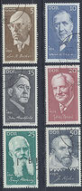 DDR 1644-1649 philat. Stempel (1)