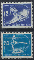 DDR 246-257 postfrisch