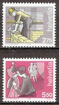 1402-1403 postfrisch (CH)