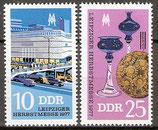2250-2251 postfrisch (DDR)