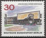 257 postfrisch (BERL)
