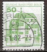 BERL 615 C gestempelt