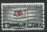 USA 852  gestempelt