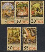 DDR 3269-3273 postfrisch
