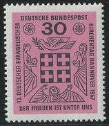 BRD 536   postfrisch