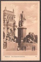 10...  (W-1000; O-10..)   Berlin   -Das Bismarckdenkmal-  (PK-00015)