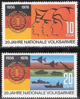 2116-2117 postfrisch (DDR)