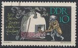 DDR 1142  philat. Stempel