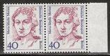 788 postfrisch waagrechtes Paar  (BERL)