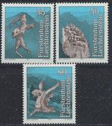 843-845 postfrisch (LIE)