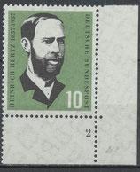 252 postfrisch Formnummer 2 (BRD)