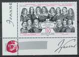 1979 postfrisch Eckrand links unten (BRD)