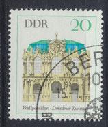 DDR 1436  philat. Stempel