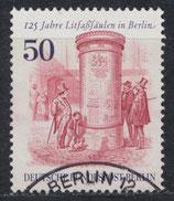 BERL 612 gestempelt
