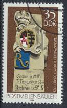 DDR 2855  philat. Stempel