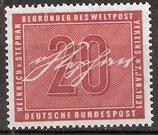 227   postfrisch  (BRD)