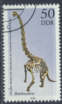DDR 3327  philat. Stempel