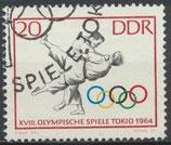 1035  philat. Stempel (DDR)