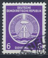 DDR-DI 2 philat. Stempel