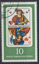 DDR 1299 philat. Stempel