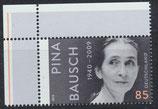 BRD 3166 postfrisch mit Eckrand links oben
