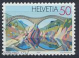 CH 1450 gestempelt