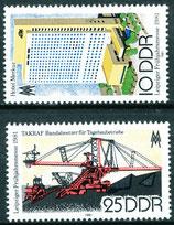 2593-2594 postfrisch (DDR)