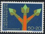 485  postfrisch (LIE)