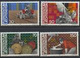 802-805  postfrisch (LIE)