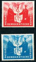 DDR 284-285 postfrisch