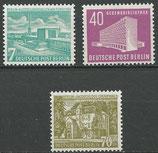 BERL  121-123  postfrisch