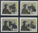 DDR 1161-1164 postfrisch