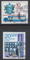 DDR 2316-2317  philat. Stempel (1)