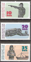 2220-2222 postfrisch (DDR)