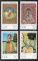 2418-2421 postfrisch (DDR)