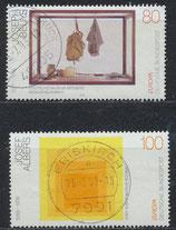 BRD 1673-1674 gestempelt