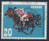 DDR 1304  philat. Stempel