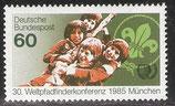 1254 postfrisch (BRD)