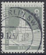 BERL 143 gestempelt