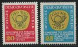DDR 686-687 postfrisch