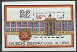 DDR Block 77 postfrisch