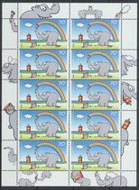 3292 postfrisch Kleinbogen (BRD)